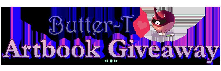 Buttert giveaway logo