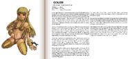 Golem book profile