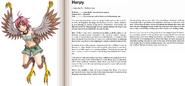 Harpy Book Profile