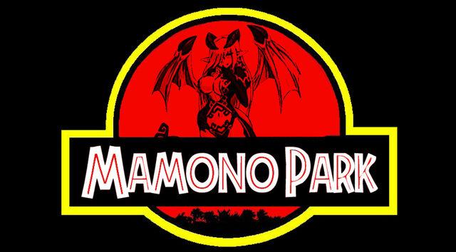 Mamono park by themasterofantics-d7c06gn
