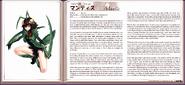 Mantis book profile