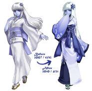 Yuki-Onna Change