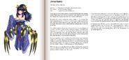 Jorou-Gumo book profile