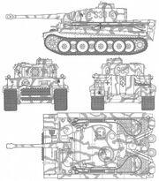 Sd kfz 181 tiger 1-03126