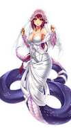 Bridal Basilisk without visor