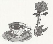 Rose Tea Specialty Shop Amora Nevia