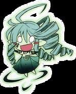 Sylph sticker
