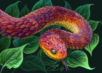 Bush viper i by greyviolett d78ubt6-fullview