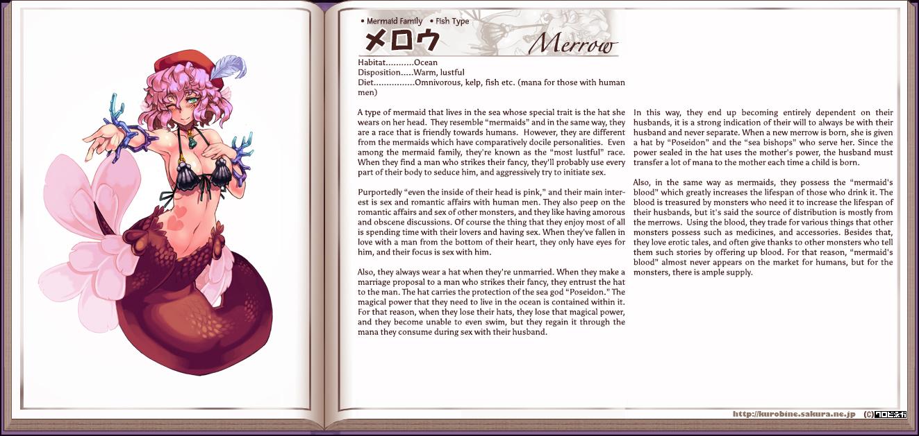 Image - Merrow4Png  Monster Girl Encyclopedia Wiki  Fandom Powered By Wikia-1947