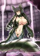 3126711 - Monster Girl Encyclopedia Wurm (Monster Girl Encyclopedia) butter-t