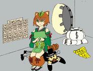 Gyoubu danuki monster girl encyclopedia by temjin01-d5nyz6c