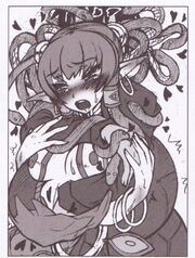 Medusa extra art