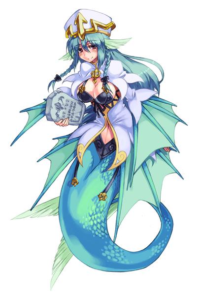 Sea Bishop | Monster Girl Ency...