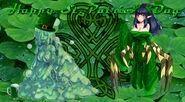 Monster girl encyclopedia st patricks day by themasterofantics-d7altst