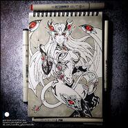 Sketchbook druella nsfw on patreon by candra ddjn1cd