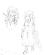 Monster-shoggymora-sketches