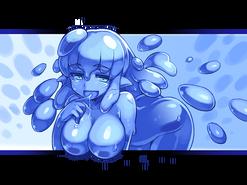 SlimeBlue