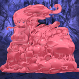 Blob Girl