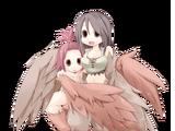 Harpy Twins/Pina & Pii