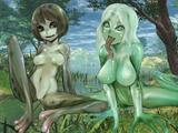 Frog Girls