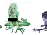 Frog Girls/Keroron & Kururu