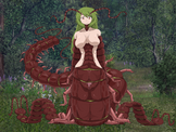 Centipede Girl