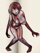 Zombie Girl A