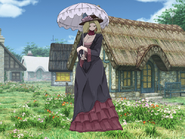 Madame Umbrella Human