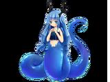 Sea Dragon Girl