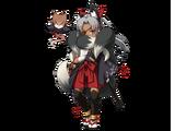 Four Tailed Samurai/Izuna