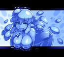 Slime Girl/Lime
