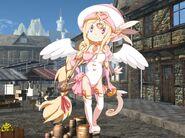 Cupid Posture