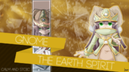 Gnome the earth spirit