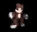 Grizzly Bear Girl/Aisha