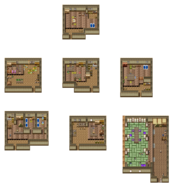 054 - Yamatai Village Indoors