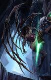 StarCraft II Wings Of Liberty 02 artwork