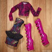 Diorama - Iris's outfit 2