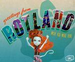 Diorama - greetings from Rotland