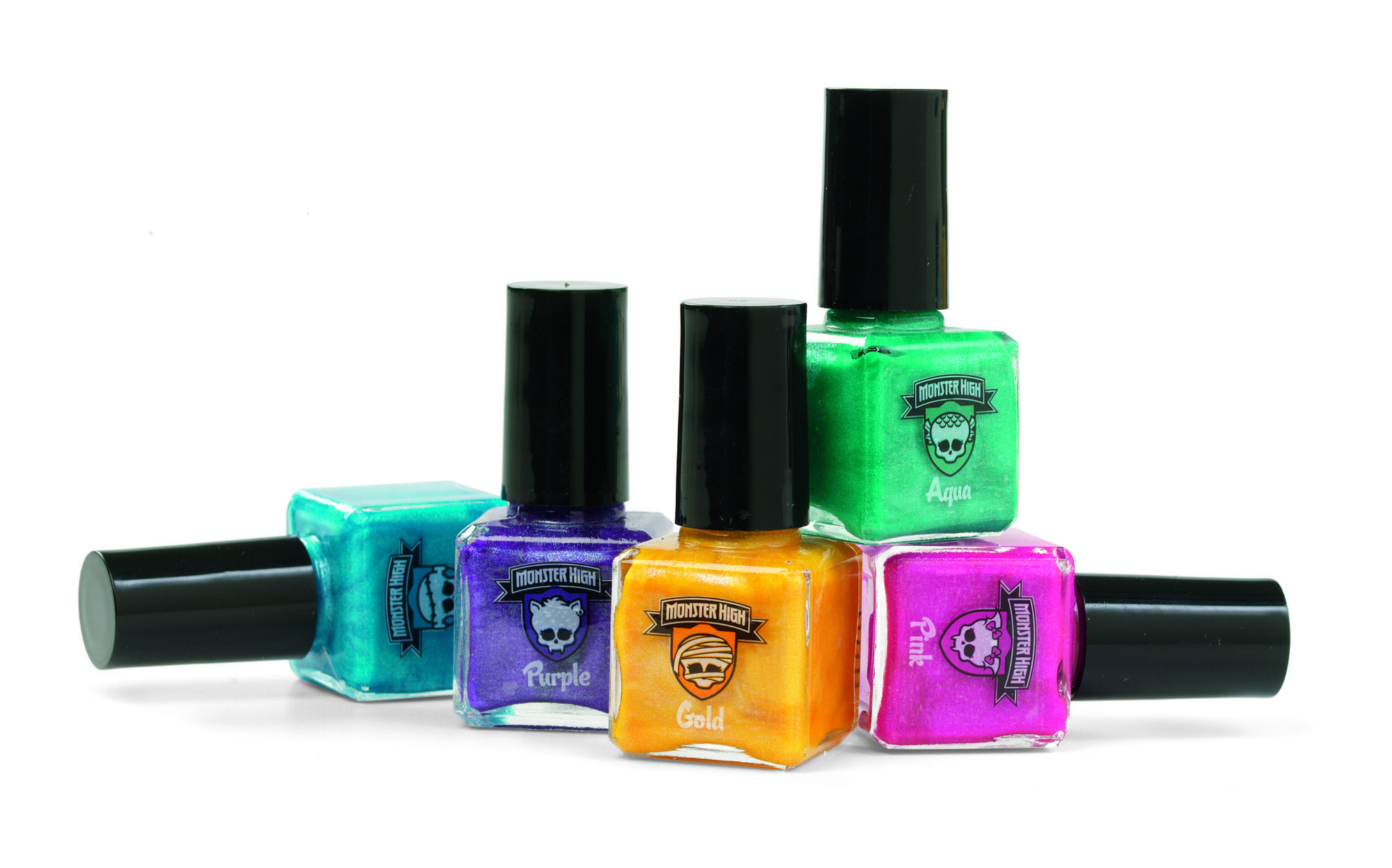 Funky Monster High Nail Polish Image Collection - Nail Art Ideas ...