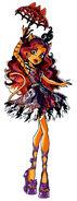 Profile Art - Freak du Chic Toralei