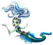 Profile art - Frankie Glowsome Ghoulfish II