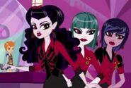 Fright On! - vampires bathroom