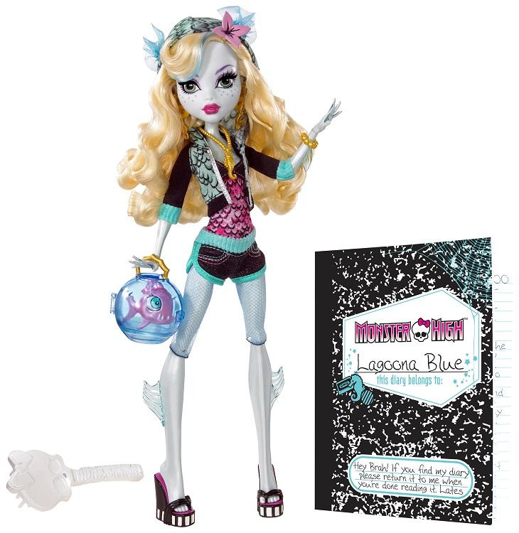 Lagoona Bluemerchandise Monster High Wiki Fandom Powered By Wikia