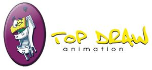 Logo - Top Drawn Animation
