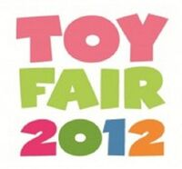 Logo - Toy Fair 2012