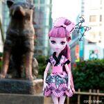 Diorama - Hachiko statue