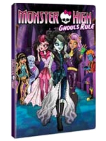 Monster high ghouls rule speed dating