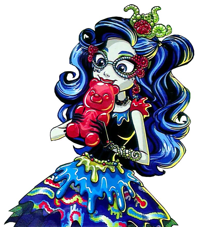 profile art sweet screams ghoulia - Ghoulia Yelps