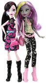 Doll stockphotography - Welcome to Monster High - Monstrous Rivals 2-pack II