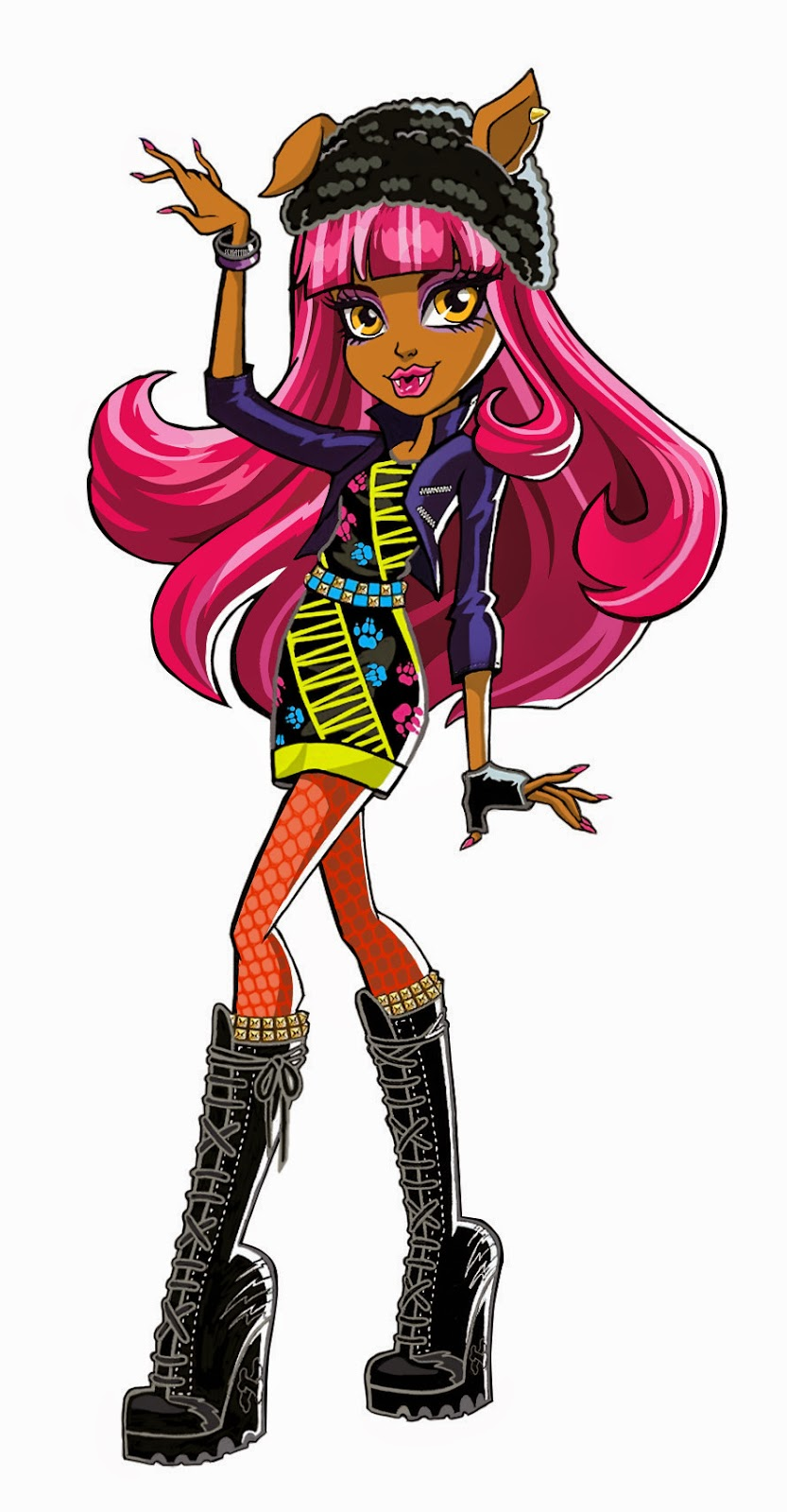 Howleen wolf monster high wiki fandom powered by wikia - Image monster high ...